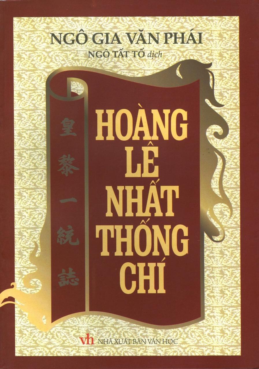 Image result for Hoàng Lê nhất thống chí